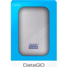 """Goodram DataGO  2,5"""" 500GB, USB-A 3.0 külső merevlemez, fehér"""