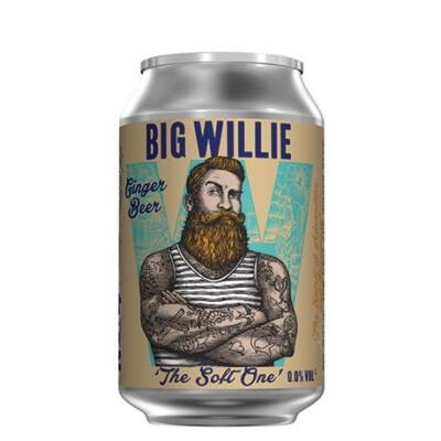 Big Willie Ginger Beer 330ml