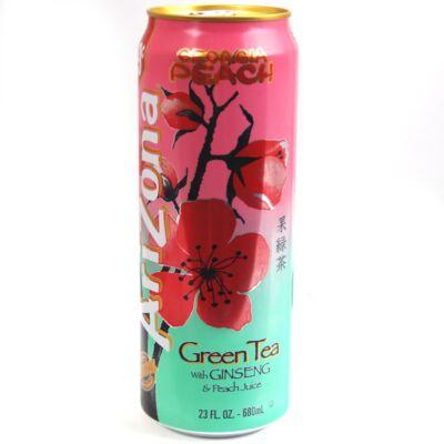 Arizona Georgia Peach Tea 680ml