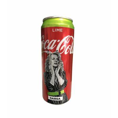 Coca Cola Lime ( cukrozott) 330ml