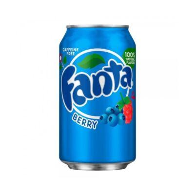 Fanta Berry - erdei gyümölcs üdítőital 330ml