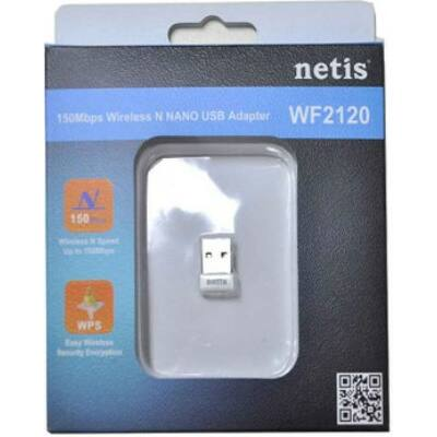 netis Wireless N 150Mbps USB Adapter
