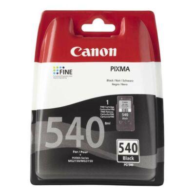Eredeti Canon PIXMA 540 fekete tintapatron