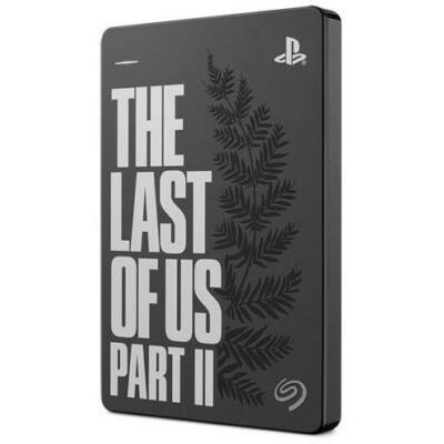2TB Seagate Game Drive Last of us II - Limited Edition PS4 (STGD2000202)