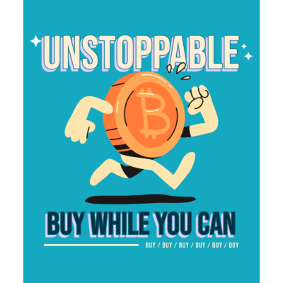 Unstoppable Bitcoin