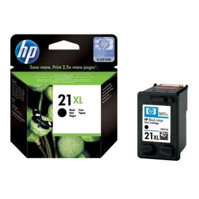 Eredeti HP 21XL fekete tintapatron