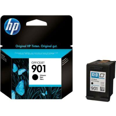 Eredeti HP Officejet 901 fekete tintapatron
