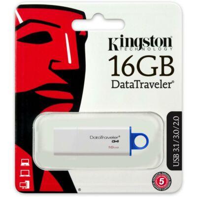 Kingston DataTraveler G4 16GB Fehér-Kék Pendrive