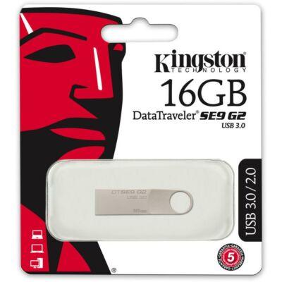 USB-Stick 16GB Kingston DataTraveler SE9 G2 (Metallgehäuse) retail