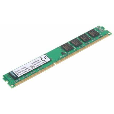 Kingston 8GB PC3 10600 CL9 240-Pin DIMM memória