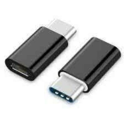 Gembird microUSB to USB-C adapter