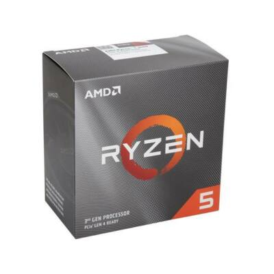 AMD Ryzen 5 3600 - (4.2GHz MB-3.6GHz B) Processzor