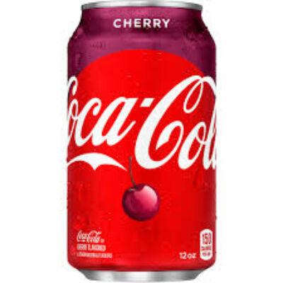 Coca-Cola Cseresznye 355ml