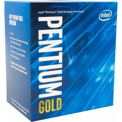 Pentium Gold G5400 3.80 GHz, 4MB, LGA1151