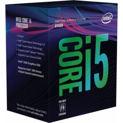 Core i5 8500 3.00/9MB/S1151