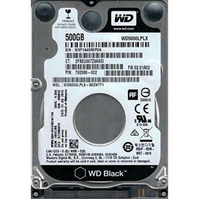 500GB SATA-6Gb 7200rpm 32MB, 7mm
