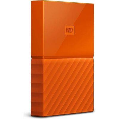 1 TB MyPassport USB3.0 orange