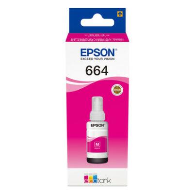 Eredeti Epson 664 magenta