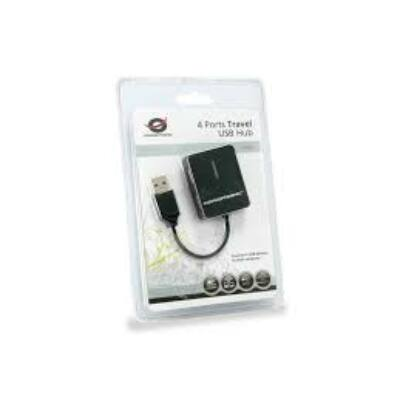 Conceptronic Travel 4portos USB HUB