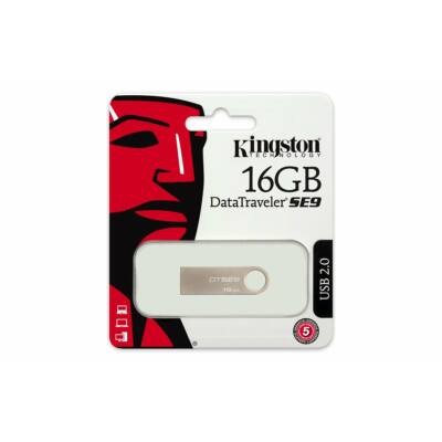 Kingston DataTraveler SE9 16GB Pendrive