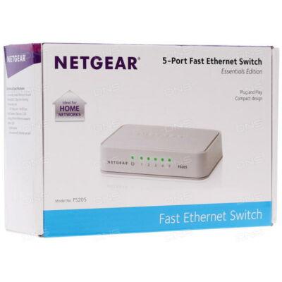 Netgear 5Port Fast Ethernet Switch