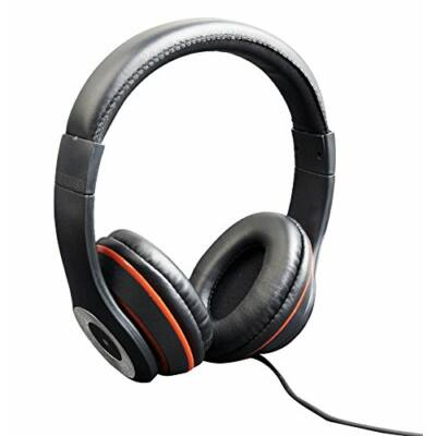 GMB Audio Stereo Headset fekete