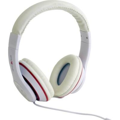 GMB Audio Stereo Headset fehér