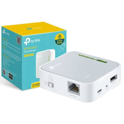 TP-Link AC750 WiFi Travel Router