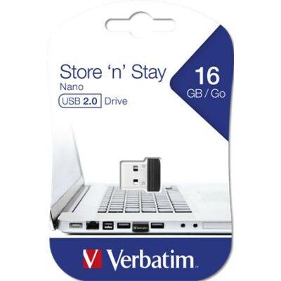 Verbatim 16GB Store n Stay Pendrive